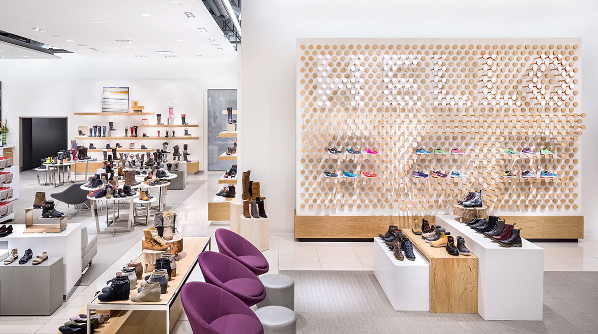 Nordstrom – Pacific Centre