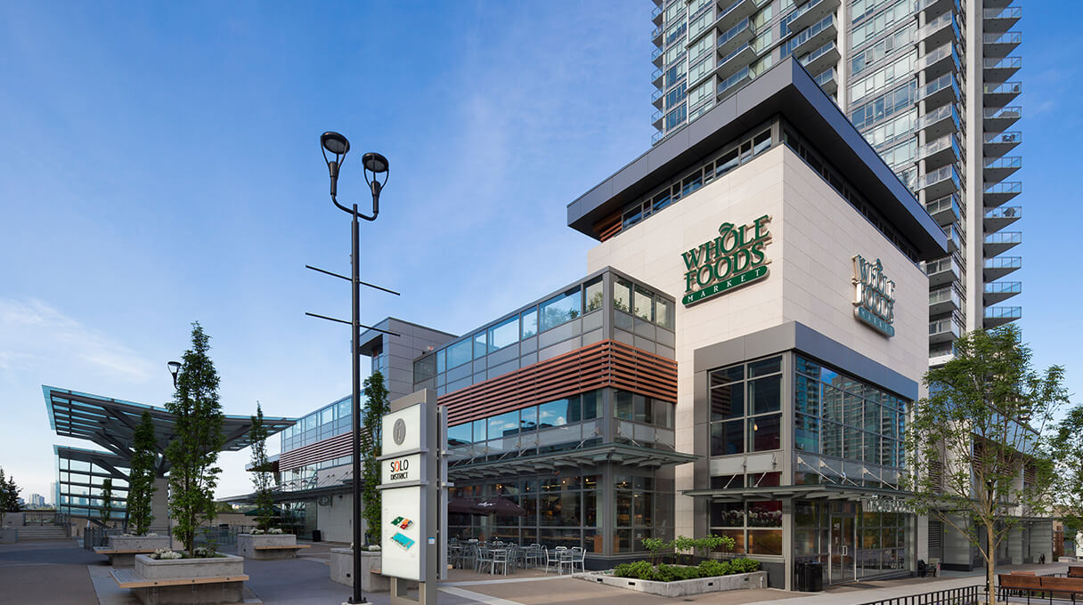 Whole Foods – Burnaby