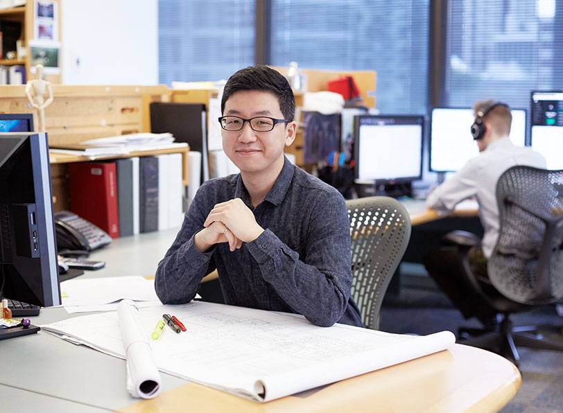 Photo of Leo Huang
